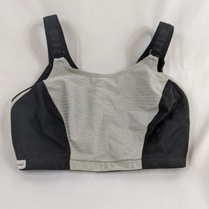 Glamorise MagicLift Layer Sports Bra, 36 H 1166
